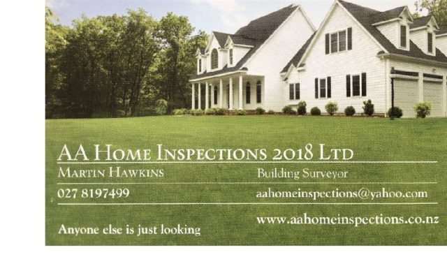 Aa Home Inspections Northland Building Inspector