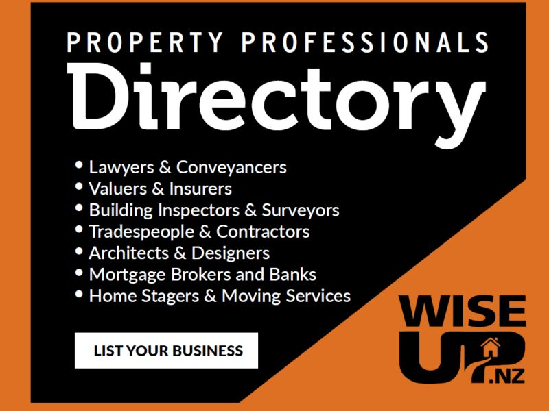 Wise Up Property Professionals Directory Nz