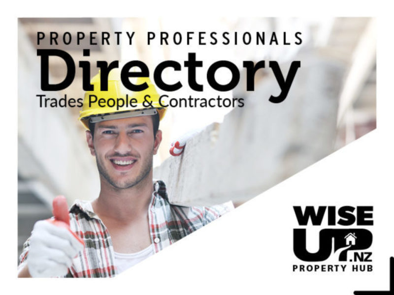 Builders And Tradespeople Directory Wise Up Advertising