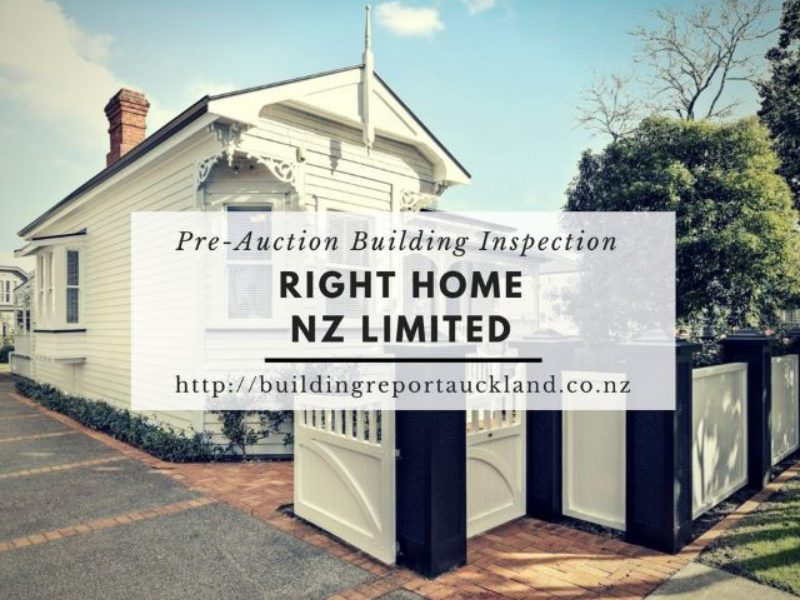 Right Home Building Inspections Wise Up Nz