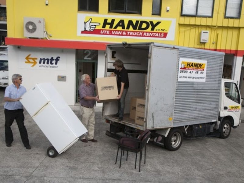 Handy Rentals Furniture Removals