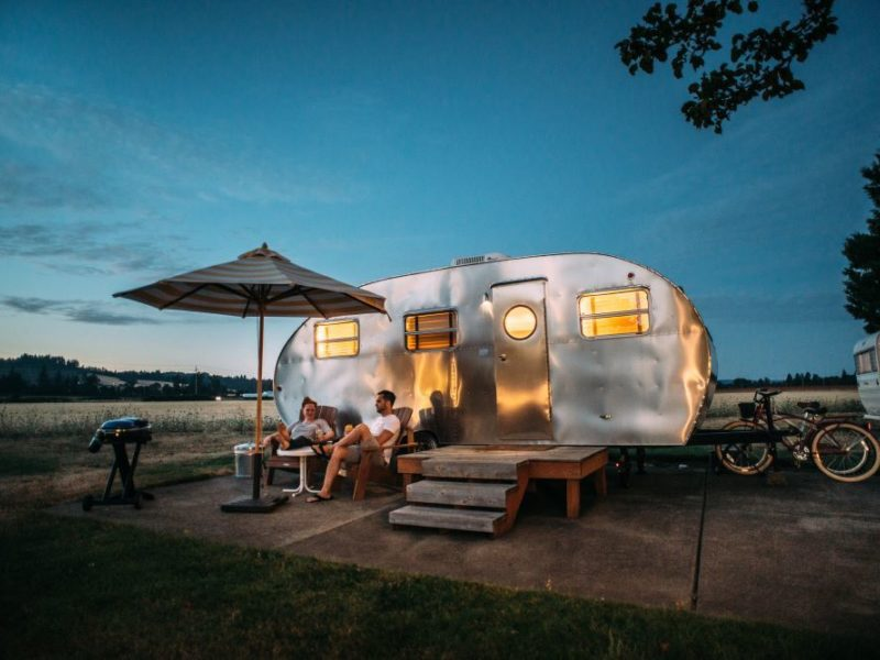 Real Estate Caravan Meaning