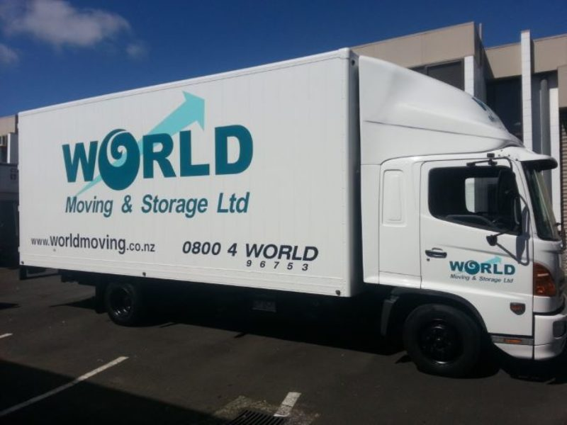 World Moving And Storage New Zealand